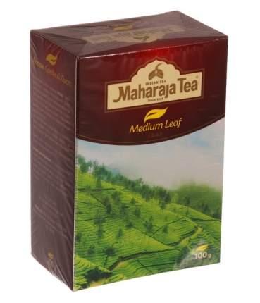 Чай ассам черный Maharaja Tea байховый средний лист 100 г