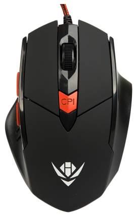Игровая мышь Nakatomi MOG-11U Orange/Black