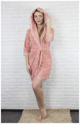 Халат Nusa NS-16029 XL цвет Пудровый