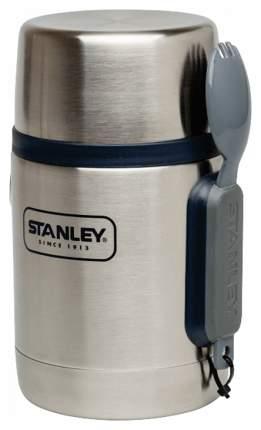 Термос Stanley Adventure 0,53 л серебристый