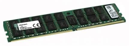 Оперативная память Kingston ValueRAM KVR21R15D4/16