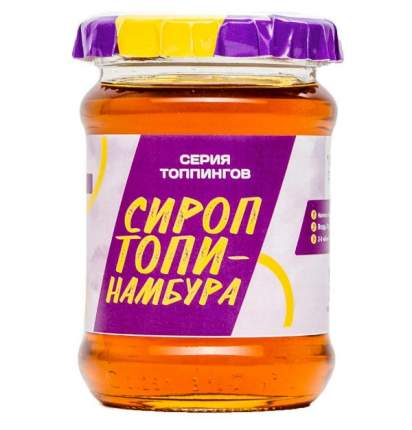 Топпинг Fun&Food Сироп Топинамбура 300 г