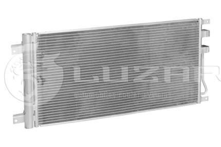 Радиатор кондиционера Luzar LRAC1755