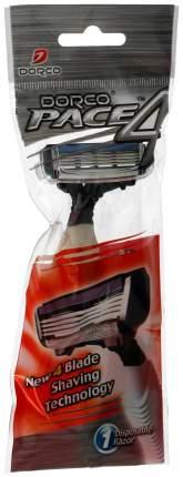 Станок для бритья Dorco Pace 4 Blade Disposable