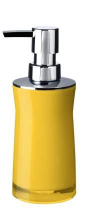 Дозатор для жидкого мыла Disco желтый