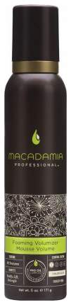 Мусс для волос Macadamia Foaming Volumizer Mousse Volume 180 мл