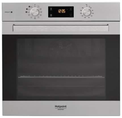 Встраиваемый электрический духовой шкаф Hotpoint-Ariston FA5S 841 J IX HA Silver