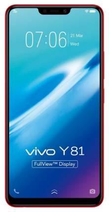 Смартфон Vivo Y81 32Gb Red (1808)