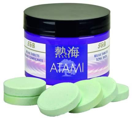 Релаксирующие таблетки для ванны кошек и собак Iv San Bernard ATAMI Tonic Bath 8 шт
