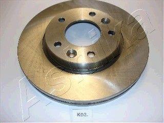 Тормозной диск Ashika 60-0K-003