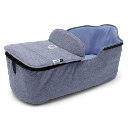 Ткань основы BUGABOO Fox люльки к коляске blue melange