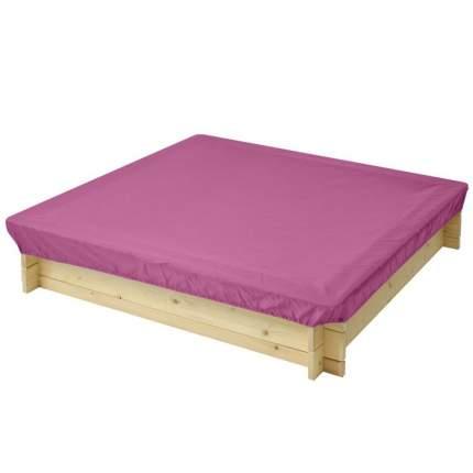 Защитный чехол для песочниц Paremo цвет розовый