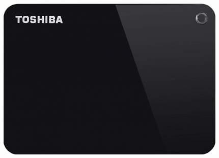 Внешний SSD накопитель Toshiba Canvio Advance 3TB Black (HDTC930EK3CA)