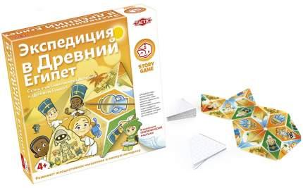 Семейная игра Tactic Games Экспедиция в Древний Египет