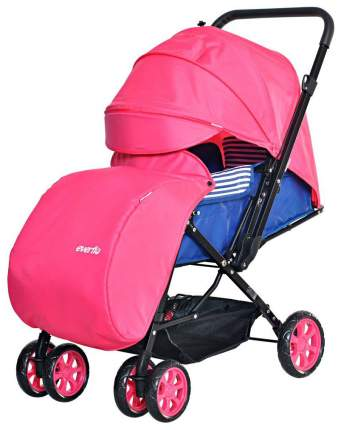 Прогулочная коляска Everflo Range E-200 Pink