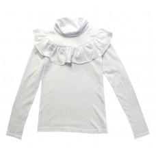 Блузка Bon&Bon из трикотажного ажурного полотна 646, р.128 для девочек
