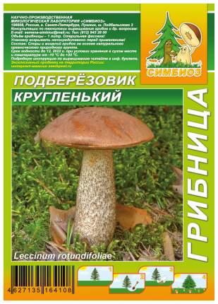 Мицелий грибов Грибница субстрат микоризный Подберезовик Кругленький, 1 л Симбиоз