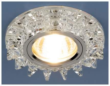 Встраиваемый светильник Elektrostandard 6037 MR16 SL зеркальный/серебро