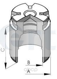 Поршень тормозного суппорта Ert для Hyundai Sonata III 2.0, 3.0 (93-98) d38 h46.8 150578-C