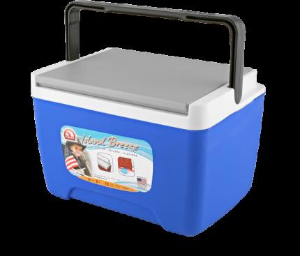 Термоконтейнер Igloo Island Breeze 9 (синий)