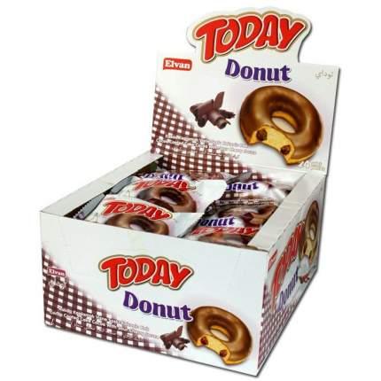 Кекс Today donut какао