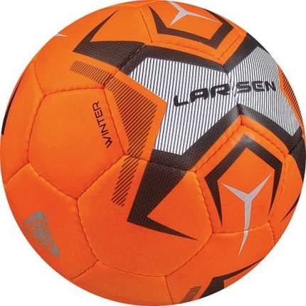 Футбольный мяч Larsen PakWinter №5 orange