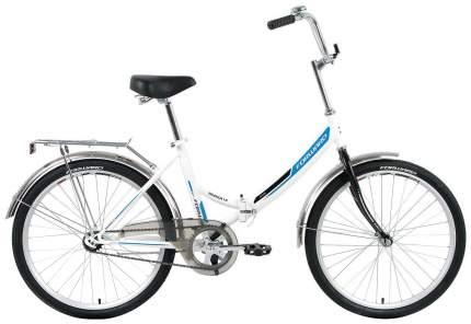 Велосипед двухколесный Forward Valencia 1,0 2018 24″ белый