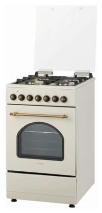 Комбинированная плита Simfer F56EO45017 Beige