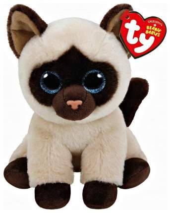 Мягкая игрушка ABtoys Сиамский кот, 14 см
