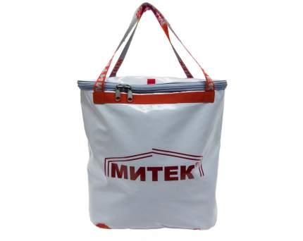 Рыболовная сумка Митек с крышкой 40 x 20 x 40 серая