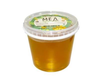 Мед Разнотравье натуральный цветочный 1 кг