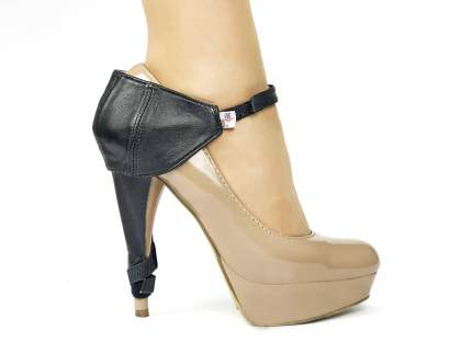 Автопятка Heel Mate для женской обуви полная защита кожа