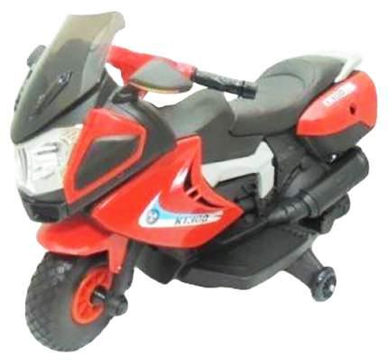 Детский электромотоцикл Jiajia JH-9928-R Красный
