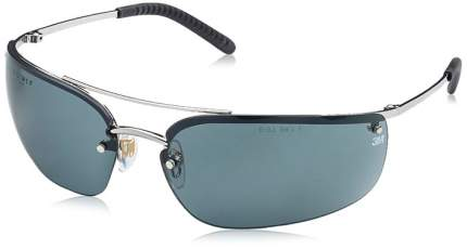 Открытые защитные очки, серые, покрытие AS/AF от царапин и запотевания
