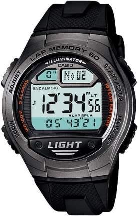 Наручные часы электронные мужские Casio Collection W-734-1A