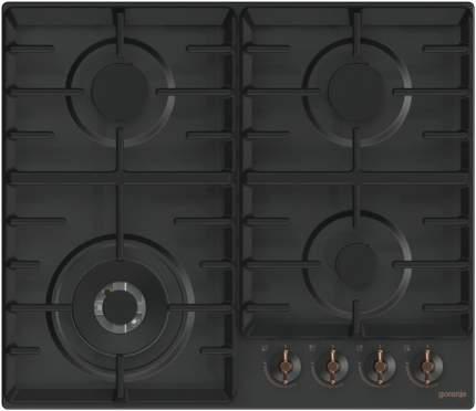 Встраиваемая варочная панель газовая Gorenje GW641INB Black