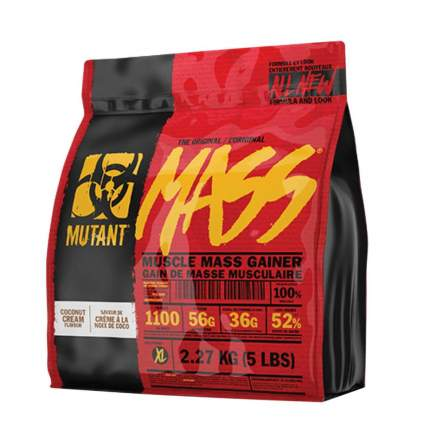 Гейнер Mutant Mass 2270 г Coconut Cream