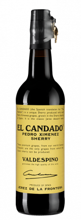 Херес Pedro Ximenez El Candado, Valdespino