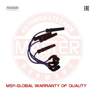 Комплект проводов зажигания MASTER-SPORT 1129-ZW-PR-SET-MS