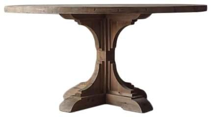 Кухонный стол ROOMERS 78x150х150 см, коричневый