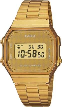 Наручные часы электронные мужские Casio Collection A-168WG-9B