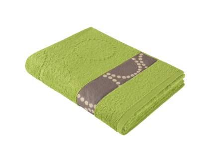Полотенце универсальное Aquarelle Таллин зеленый