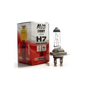 Галогеновые автомобильные лампы AVS A78143S