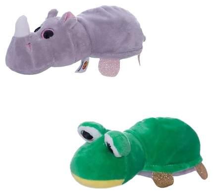 Мягкая игрушка животное Chuzhou Greenery Перевертыши M5019