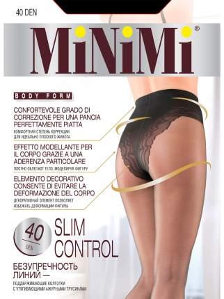 Колготки MiNiMi SLIM CONTROL 40, nero, 3/M