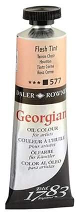 Масляная краска Daler Rowney Georgian телесный 75 мл