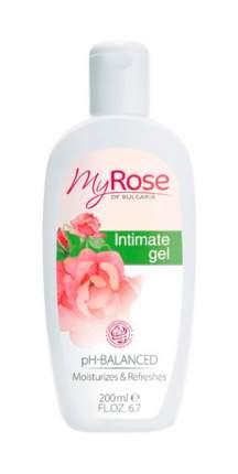 Средство для интимной гигиены My Rose of Bulgaria Intimate Gel 200 мл