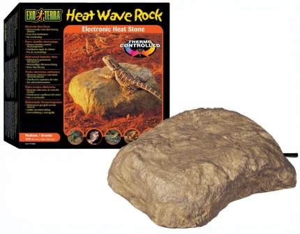 Камень нагревательный для террариума Exo Terra Heat Wave Rock 10Вт, средний, 15,5х15,5х5см