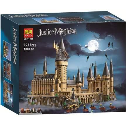 Конструктор пластиковый BELA Justice Magician 11025 Замок Хогвартс