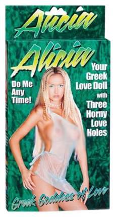 Надувная секс-кукла Seven Creations Alicia Love Doll